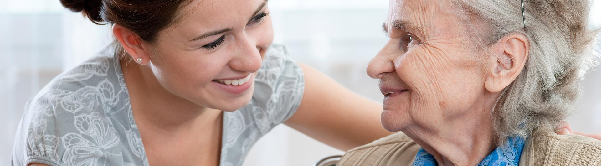 Pflege und Therapie im Gesundheitszentrum Main-Spessart