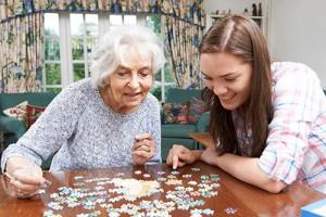 Parkinson-Patienten rund um die Uhr ausgezeichnet versorgt