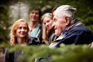 familiäre Atmosphäre und individuelle Pflege