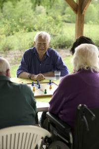 Gedächtnisgruppe bei Demenz